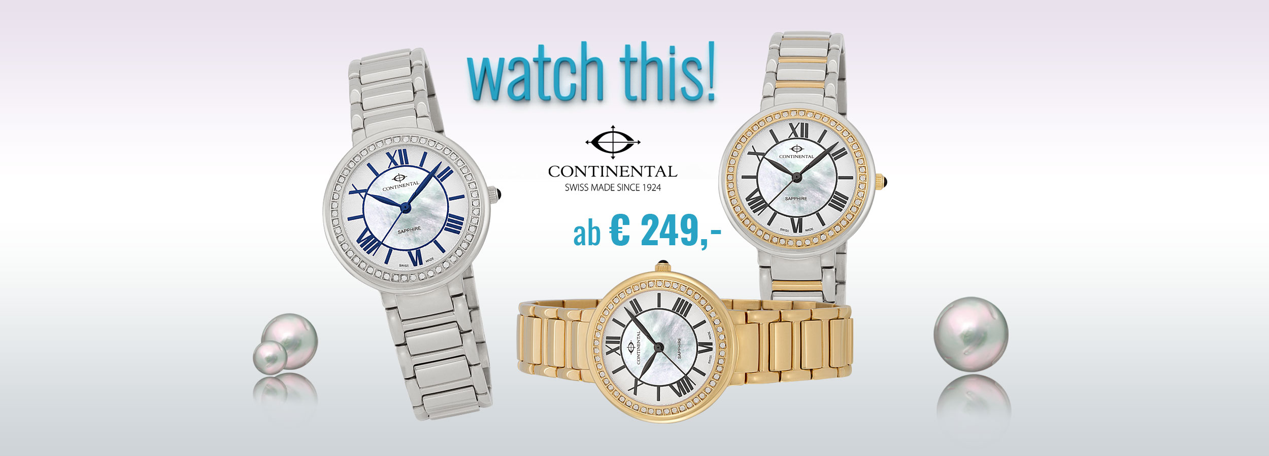 montres4sale Continental watch 16103